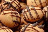 Chocolate chip — Stock Photo