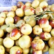 Green jujube — Stock Photo #13900030