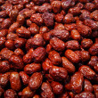 Red jujube — Foto Stock