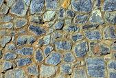 Przykładowy wzór powierzchni kamiennych ścian — Zdjęcie stockowe