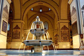 Bursa Grand Mosque fountain in — Stock Photo
