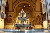 Bursa Grand Mosque fountain in — Stock Photo