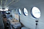 The air ambulance — Stock Photo