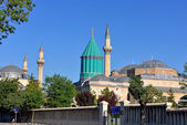 Mevlana - soefi center in konya — Stockfoto