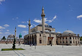 Selimiye Mosque and Mevlana sufi center in Konya — Stock Photo