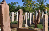 Sufi gravestone — Stock Photo
