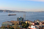 Istanbul Bosphorus views — Stock Photo