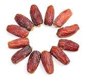 Miesiąca ramadanu muzułmanie jedzą najwięcej palm — Zdjęcie stockowe