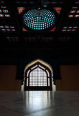 在伊斯坦布尔,土耳其装饰的窗口 — 图库照片