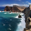 East cape of Madeira (Portugal) 01 — Stock Photo