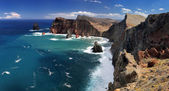 East cape of Madeira (Portugal) 01 — Foto Stock