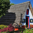 Traditional cottage in Santana (Madeira, Portugal) 02 — Stock Photo
