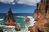 Northern coastline of Ponta de Sao Lourenco Madeira, Portugal 04 — Stock Photo