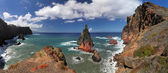 Northern coastline of Ponta de Sao Lourenco Madeira, Portugal 03 — Stock Photo