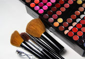 Maquiagem profissional — Foto Stock