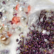 Beads and crystals — Stock Photo #14455981