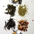 Big variation of tea — Stock Photo #14825333