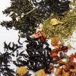 Big variation of tea — Stock Photo
