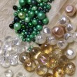Mix of beads — Stock Photo #16351705