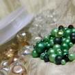 Mix of beads — Stock Photo #16351761