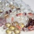 Mix of beads — Stock Photo #16876341