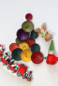 Creative Christmas — Stock Photo