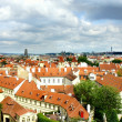 Stock Photo: Prague panorama