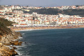 Nazare, Portugal — Stockfoto