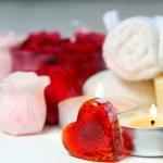 Wellness Valentine — Stock Photo