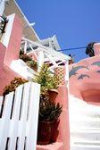 Santorini, Greece — Fotografia Stock