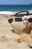 море и пляж — Стоковое фото