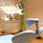 Beautiful dental clinic office — Stock Photo