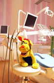 Dental clinic for children — 图库照片