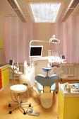 Sala de cirugía dental de estomatología — Foto de Stock