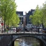 Amsterdam views — Stock Photo #25105555
