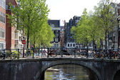 Amsterdam views — Stock Photo