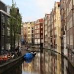 Amsterdam views — Stock Photo #25584413