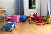 Child room interior — Stock Photo