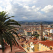 Beautiful view of Nice, France, Provence — Stock Photo