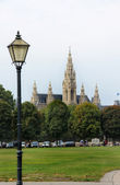 ウィーン、オーストリアに市庁舎 — ストック写真