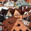 Stock Photo: Beautiful view of Cesky Krumlov, Czech Republic