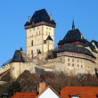 Castle of Karlstejn, Czech republic — Stock Photo #40237727