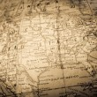 Old Map — Stock Photo #13709668