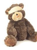Ace Bandage Bear — Stock Photo