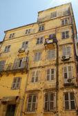 Binayı terk edilmiş — Stok fotoğraf