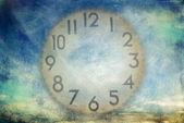 时间概念背景 — 图库照片