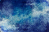 Abstract scratchy grunge sky — Stock Photo