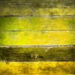 Weathered grunge painted wooden boards — Stock Photo