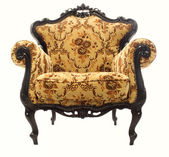 Luxurious armchair — Foto Stock
