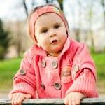 Baby girl — Stock Photo #24053737